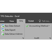 TPG Data Excel Add-in Tool thumbnail image